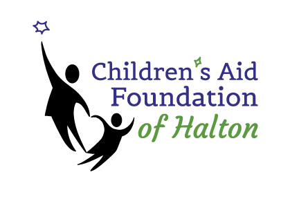Logo for Children's Aid Foundation of Halton